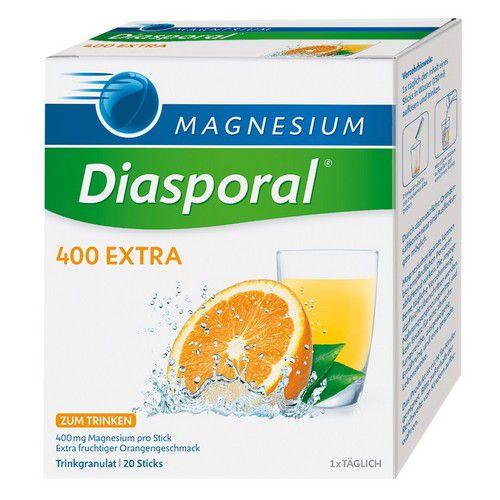 magnesium diasporal 400 extra trinkgranulat g nstig kaufen. Black Bedroom Furniture Sets. Home Design Ideas
